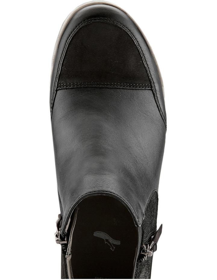 Rom Sport Black Boot image 5