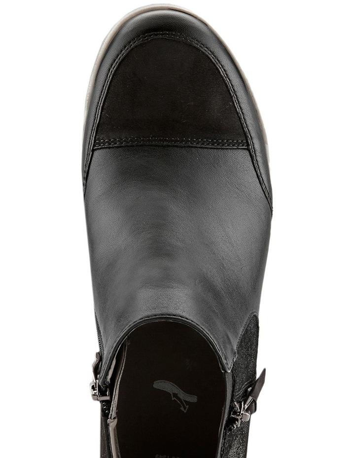 Rom Sport Black Boot image 4