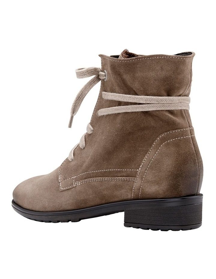 ARA LIVERPOOL TAUPE SUEDE BOOT image 2