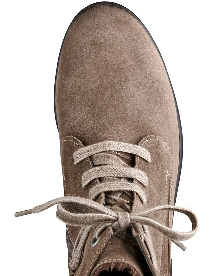ARA LIVERPOOL TAUPE SUEDE BOOT image 3