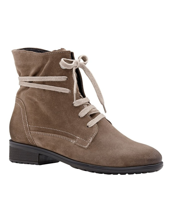 ARA LIVERPOOL TAUPE SUEDE BOOT image 4