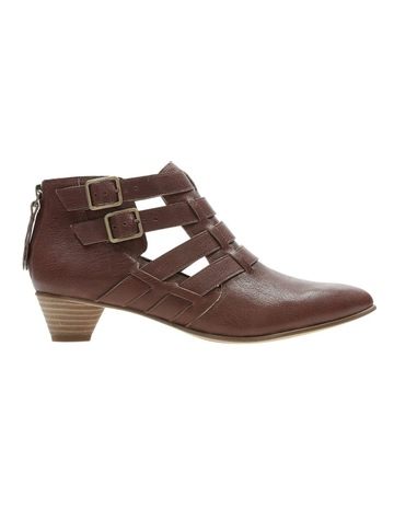 a6bf8edaadd7 ClarksClarks Mena Poppy Tan Leather Boot. Clarks Clarks Mena Poppy Tan  Leather Boot