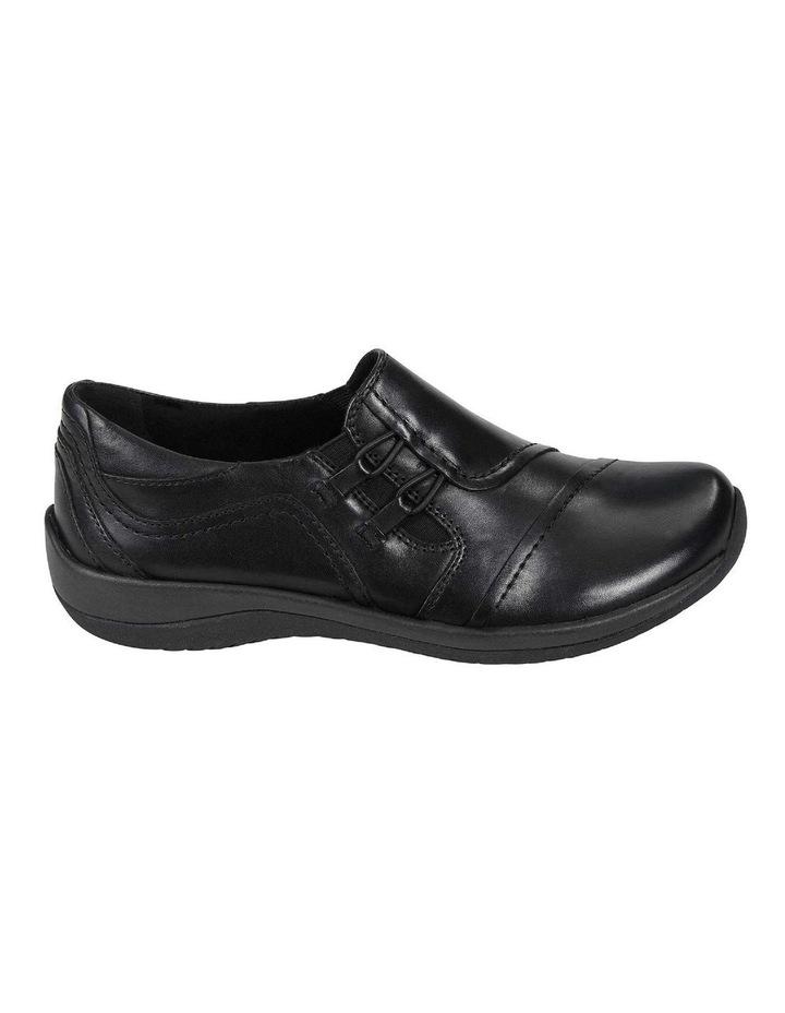 Earth Hawk Black Flat Shoe image 1