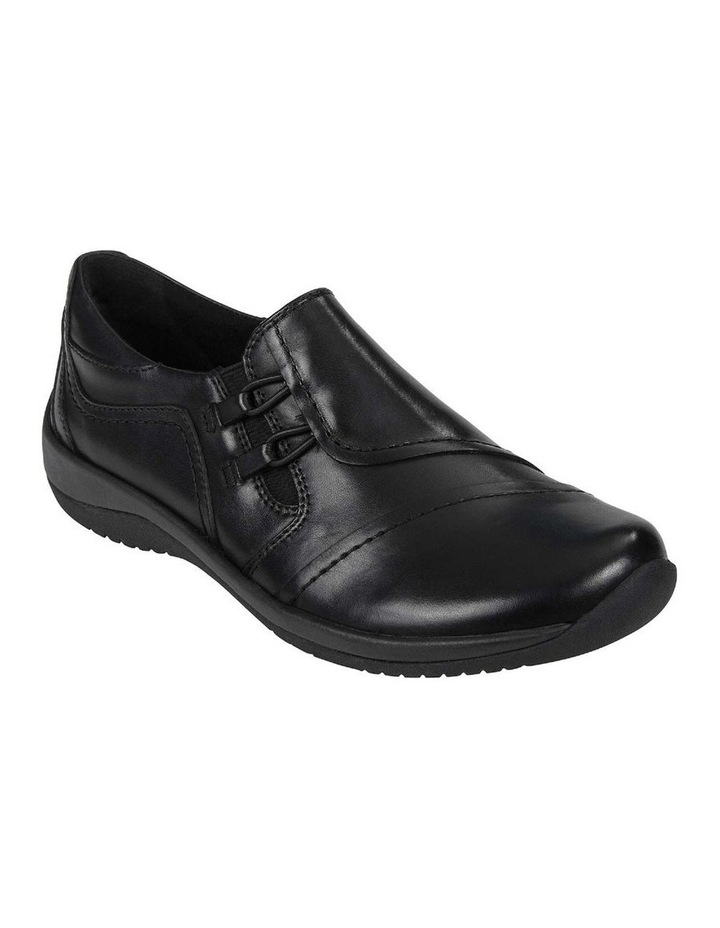 Earth Hawk Black Flat Shoe image 2