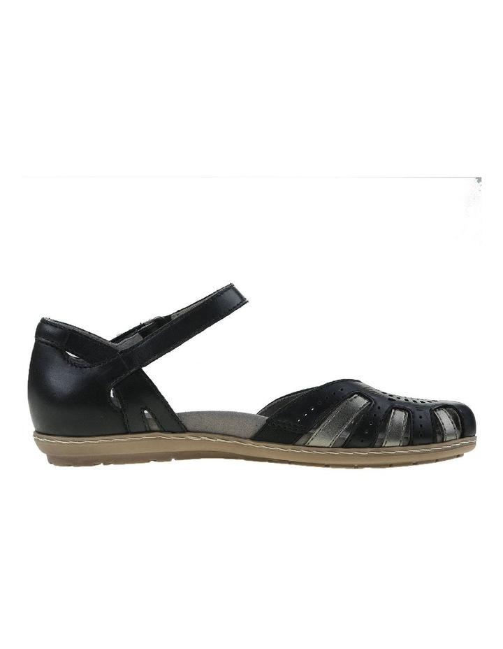 Cahoon Black/Pewter Flat Shoe image 1