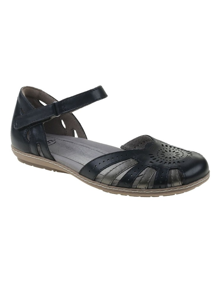 Cahoon Black/Pewter Flat Shoe image 2