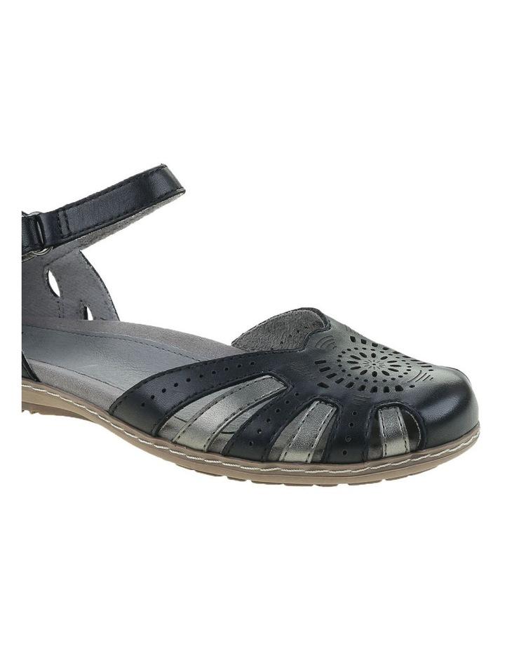 Cahoon Black/Pewter Flat Shoe image 3