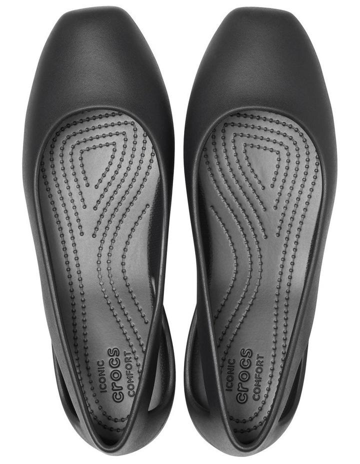 Sloane 205873 Black Flat Shoe image 4