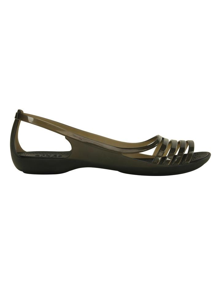 25c061a75 Isabella Huarache Black Sandal image 1