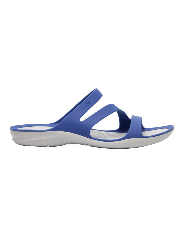 Swiftwater With Blue Jean/Pearl White Sandal image 1