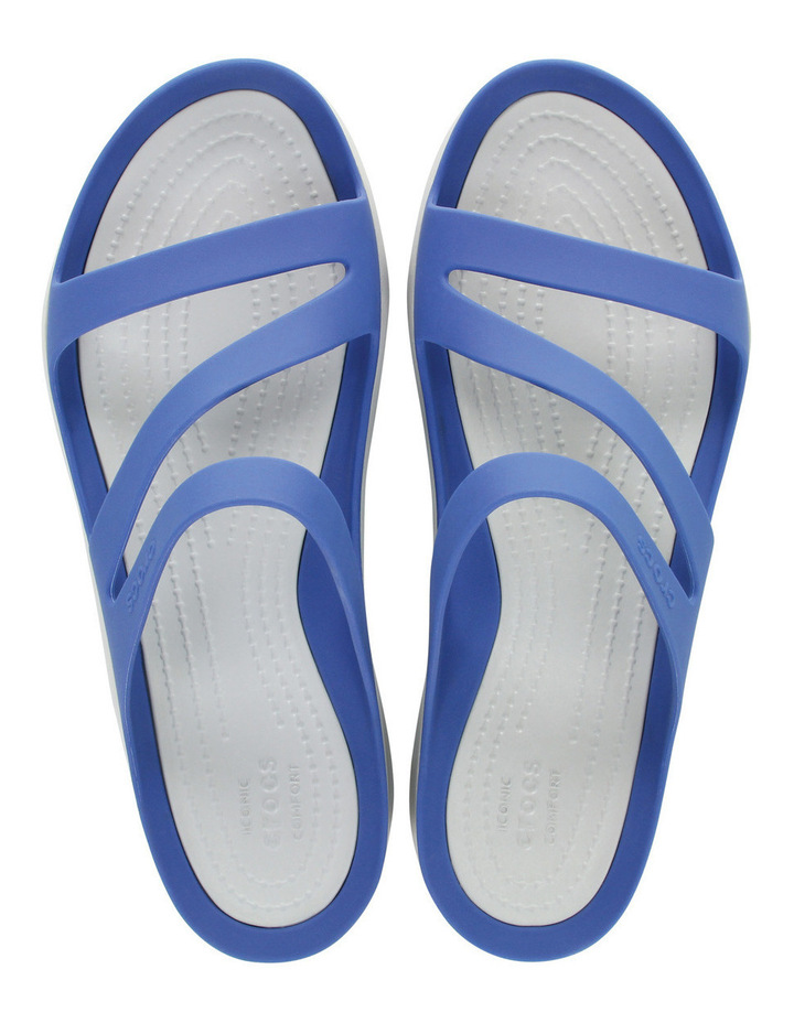 Swiftwater With Blue Jean/Pearl White Sandal image 4