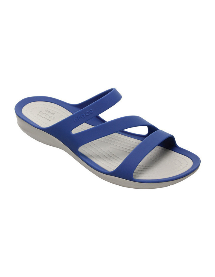 Swiftwater With Blue Jean/Pearl White Sandal image 6