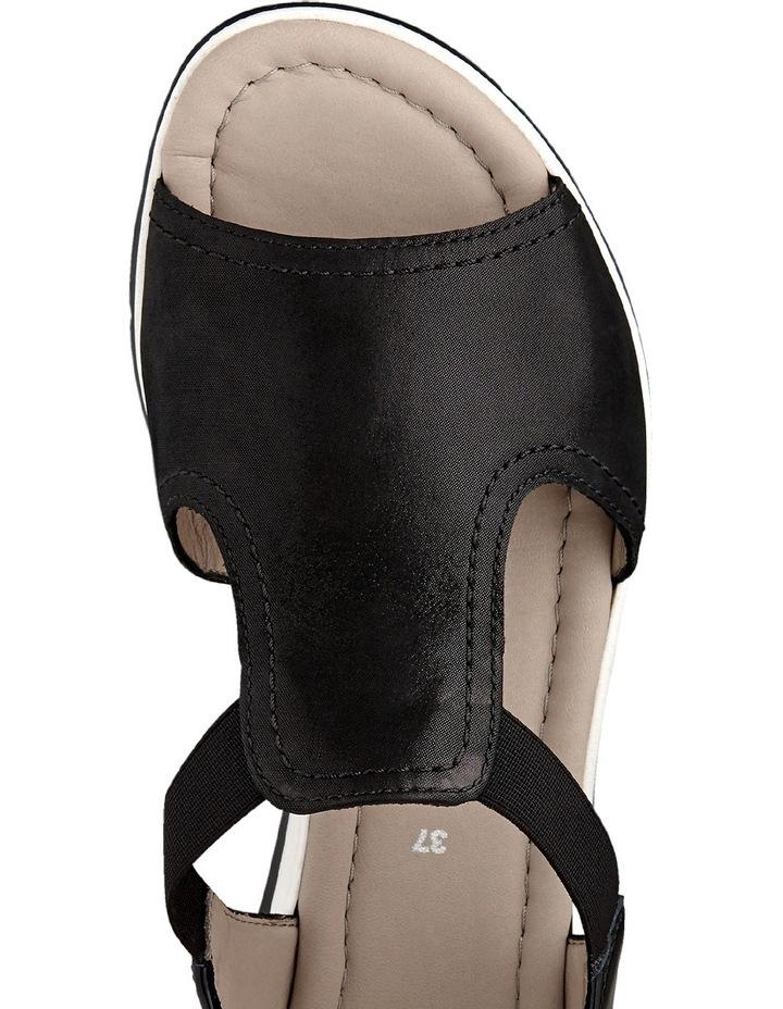 Lido Black Sandal 12-36017-1 image 4