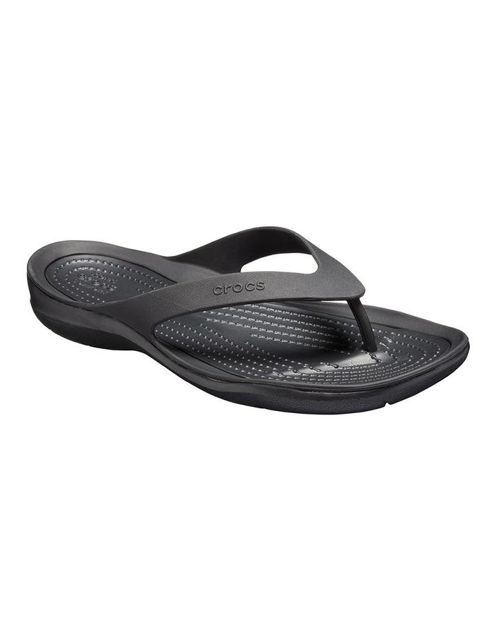Swiftwater Flip Black/Black Sandal W 204974 image 2