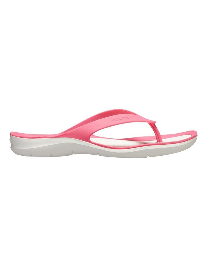 c48963e73e73 Swiftwater Flip Paradise Pink White Sandal W 204974 image 1