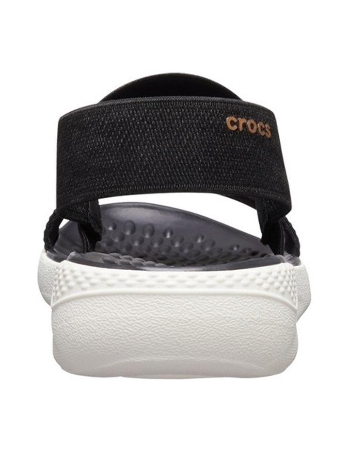 e41de3ab6c5b Literide Sandal Black White Sandal W 205106 image 3