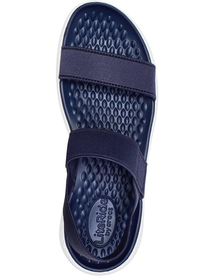 Literide Sandal Navy/White Sandal W 205106 image 4