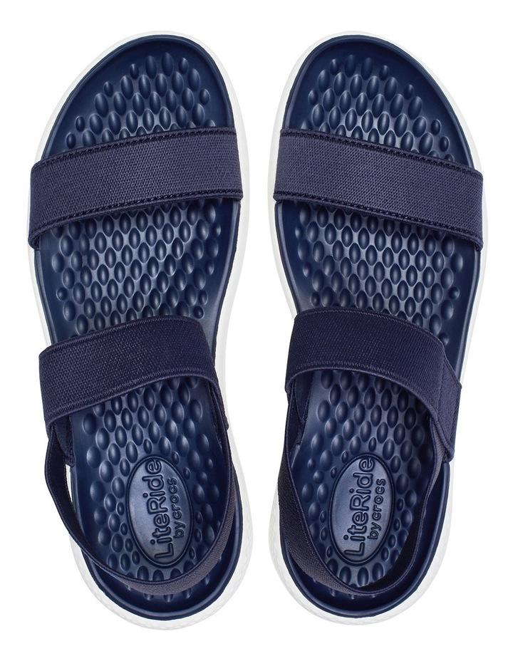 Literide Sandal Navy/White Sandal W 205106 image 6