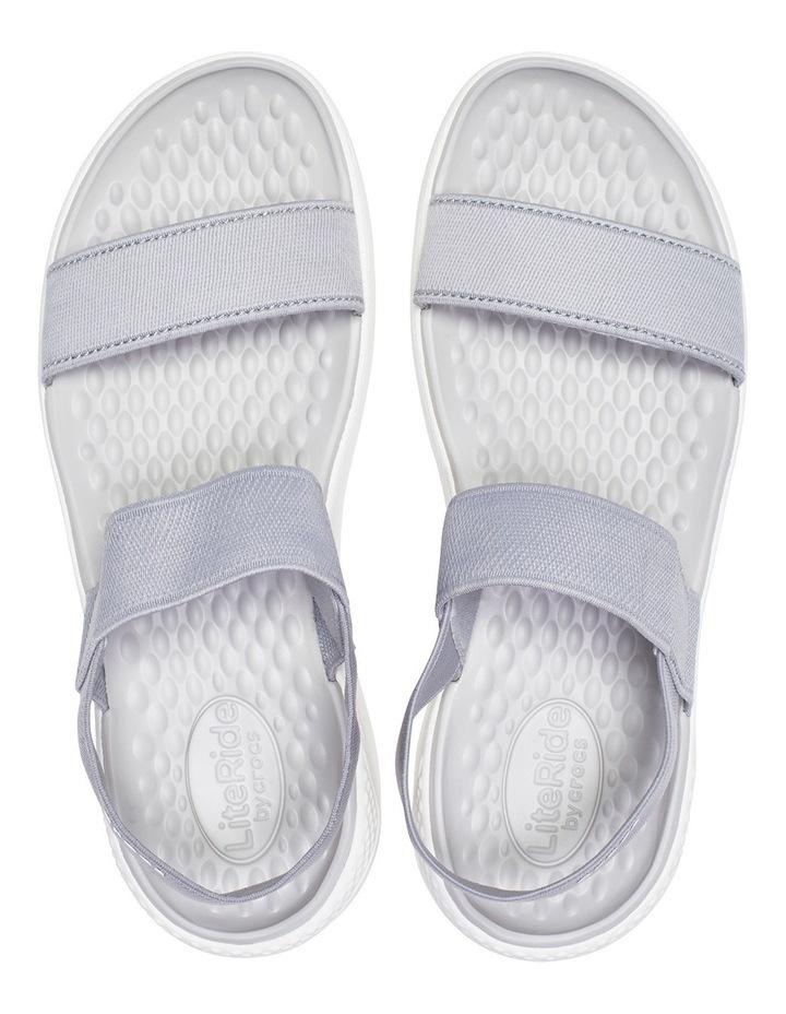 71afa5d4c78 Literide Sandal Grey White Sandal W 205106 image 6
