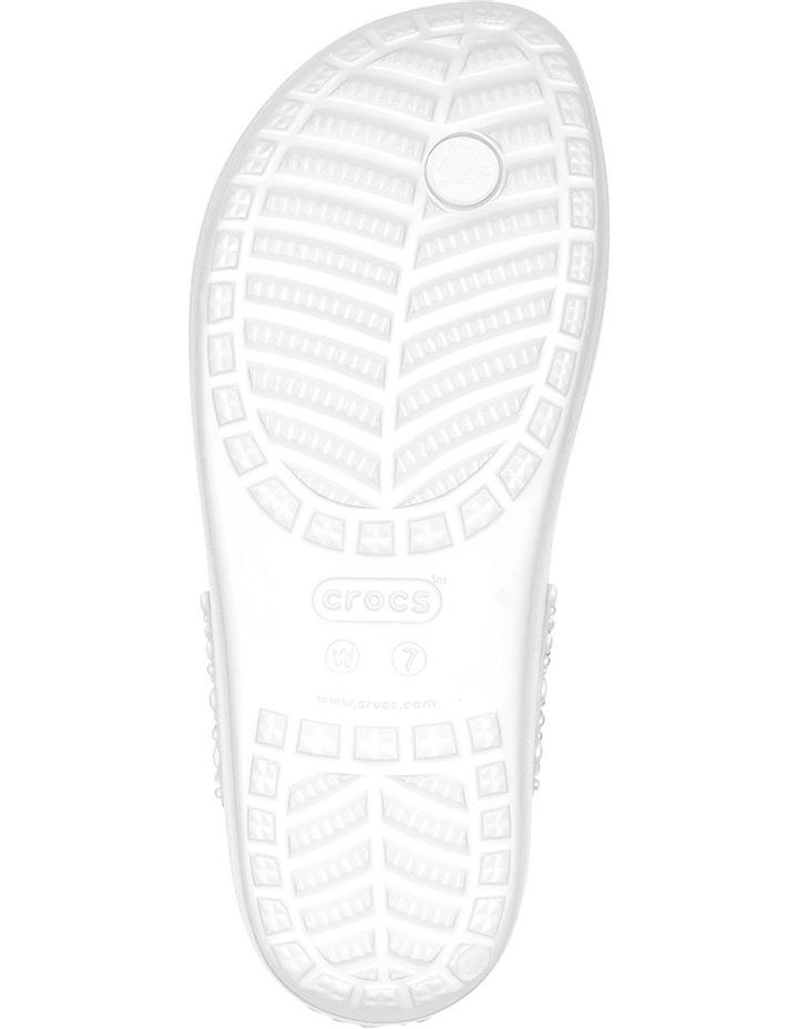 Sloane Embellished Flip Oyster/Multi Sandal 204181 image 7