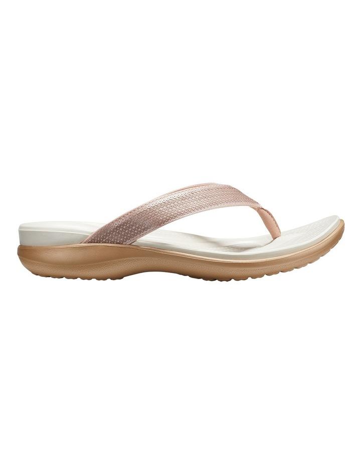 daa12a3fc Capri V Sequin Rose Gold Sandal W 204311 image 1