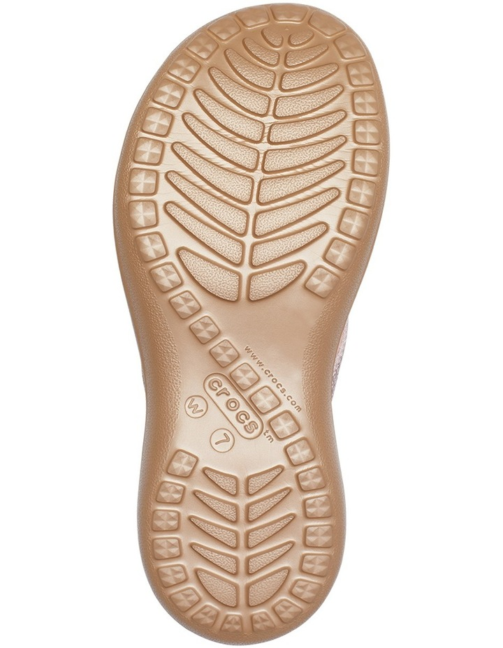 82763cf05 Capri V Sequin Rose Gold Sandal W 204311 image 7
