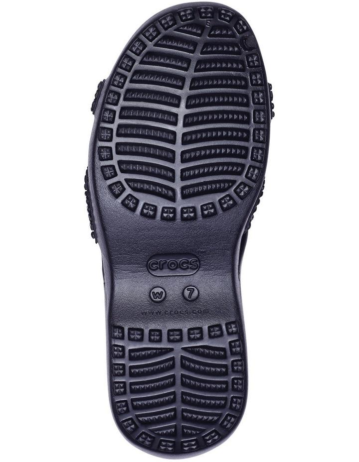 Meleen Twist Diamante Sandal Black/Black Sandal image 7