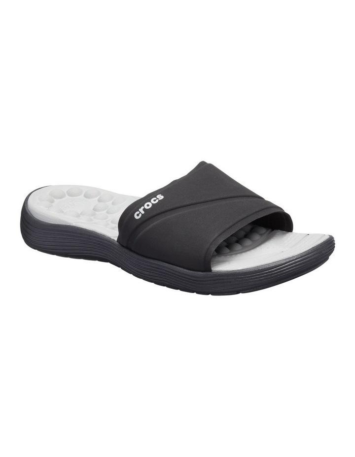 Reviva Slide Black Sandal 205474 image 2