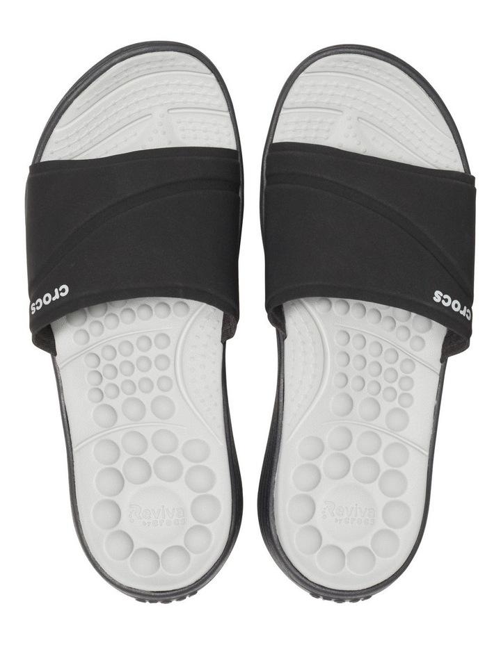 Reviva Slide Black Sandal 205474 image 3