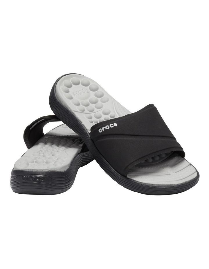 Reviva Slide Black Sandal 205474 image 4