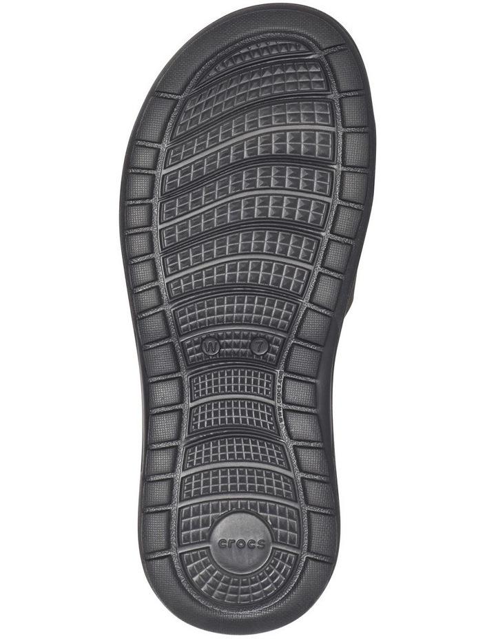 Reviva Slide Black Sandal 205474 image 5
