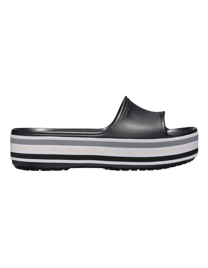 711c6ad6a70 Crocs Crocs Cb Platform Bold Colour Slide 205693 Black Sandal