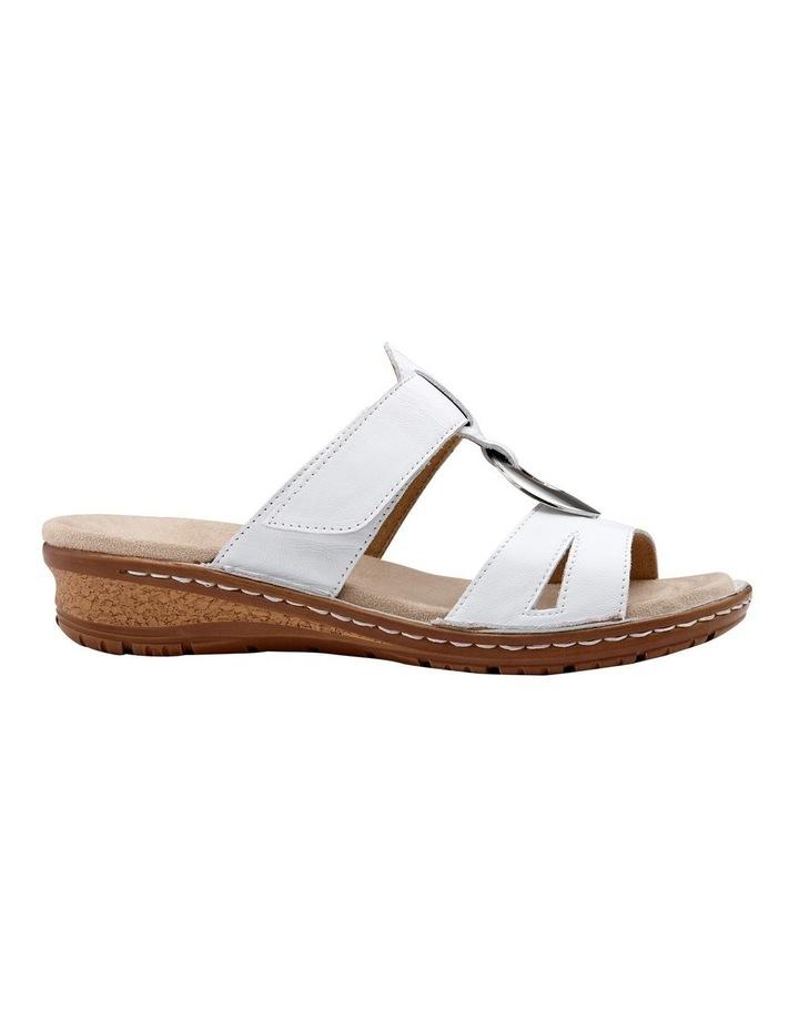 Hawaii 27292 White Sandal image 1