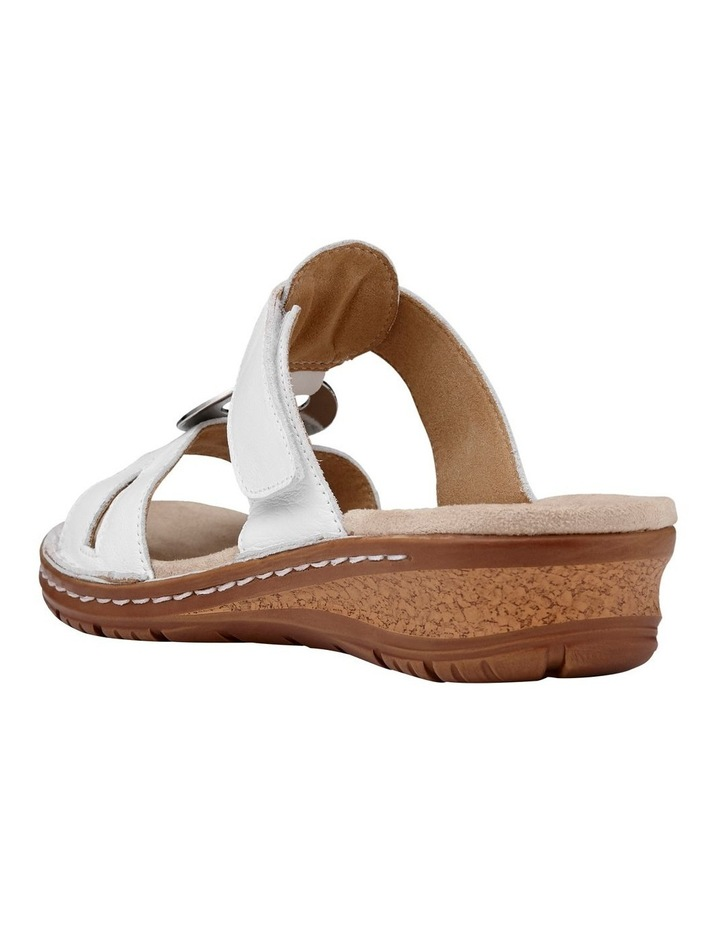 Hawaii 27292 White Sandal image 3