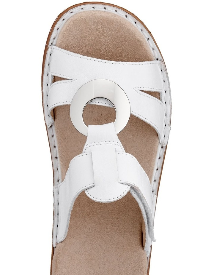 Hawaii 27292 White Sandal image 4