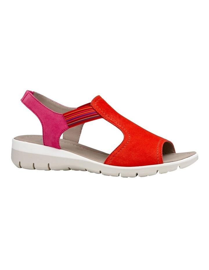 Lido 36017 Coral/Pink Sandal image 1