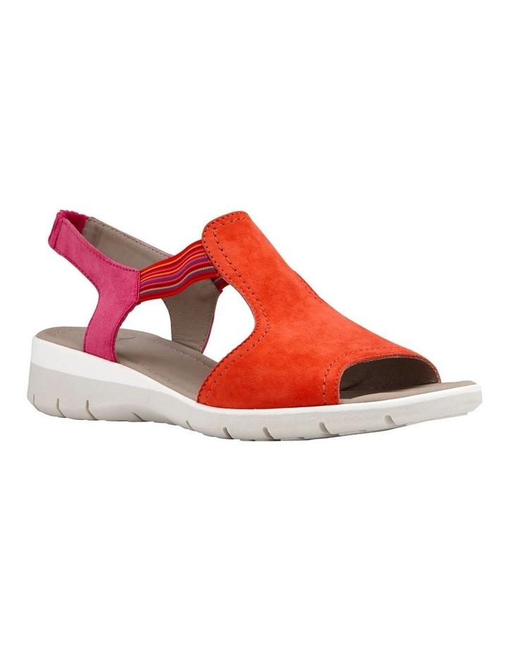Lido 36017 Coral/Pink Sandal image 2