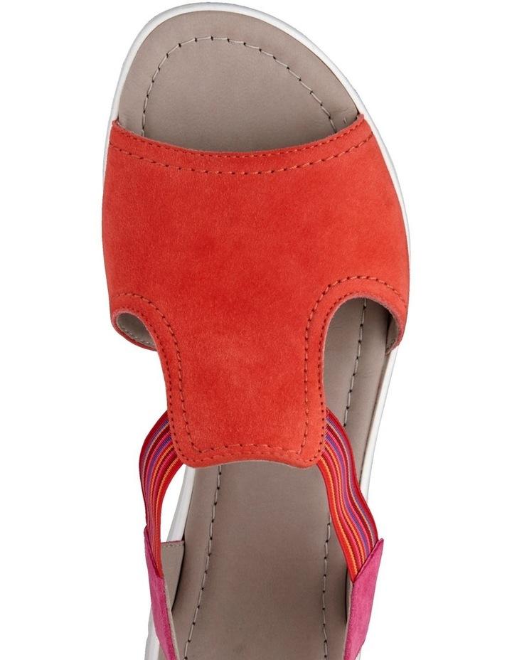 Lido 36017 Coral/Pink Sandal image 4
