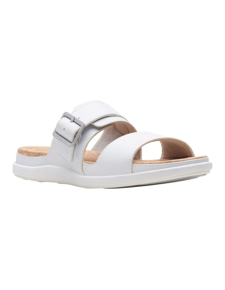 Step June Tide White Sandal image 2