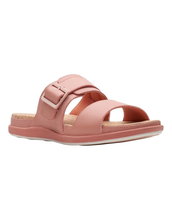 Step June Tide Dark Peach Sandal image 2
