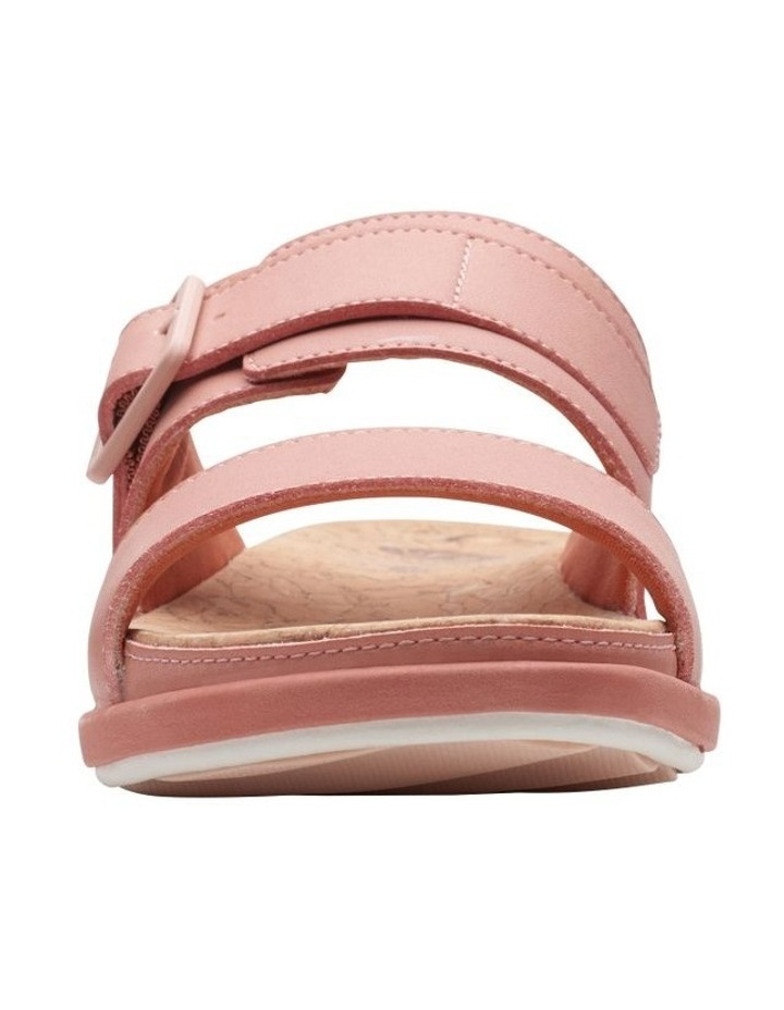 Step June Tide Dark Peach Sandal image 3