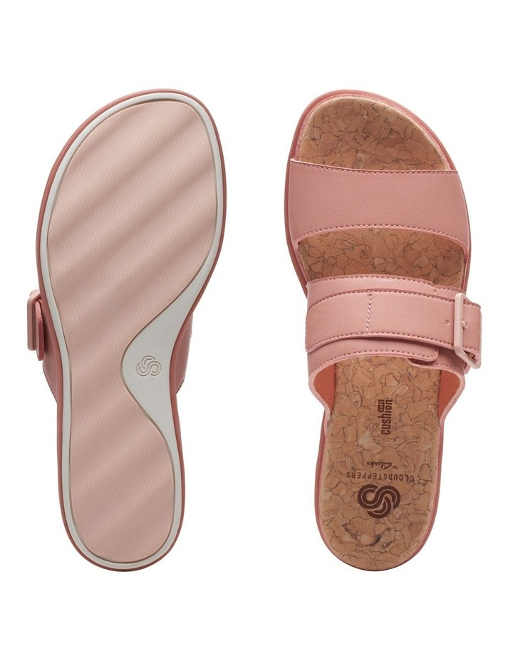 Step June Tide Dark Peach Sandal image 7