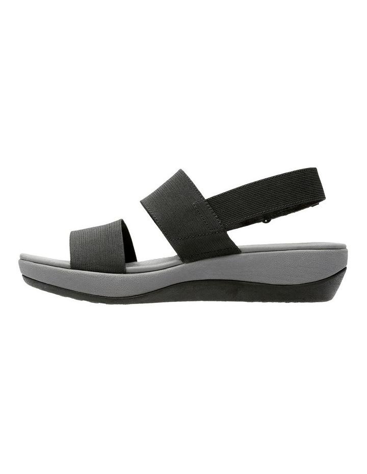 Arla Jacory Black Elastic Sandal image 4