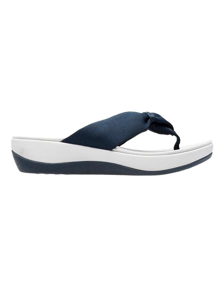 Arla Glison Blue Textile Sandal image 1