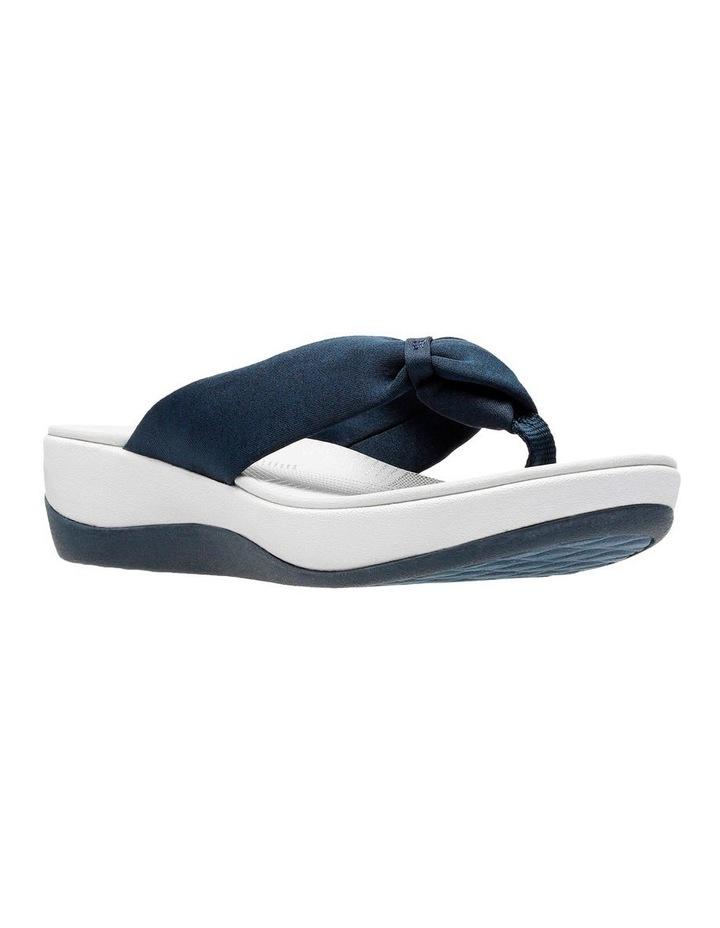 Arla Glison Blue Textile Sandal image 2