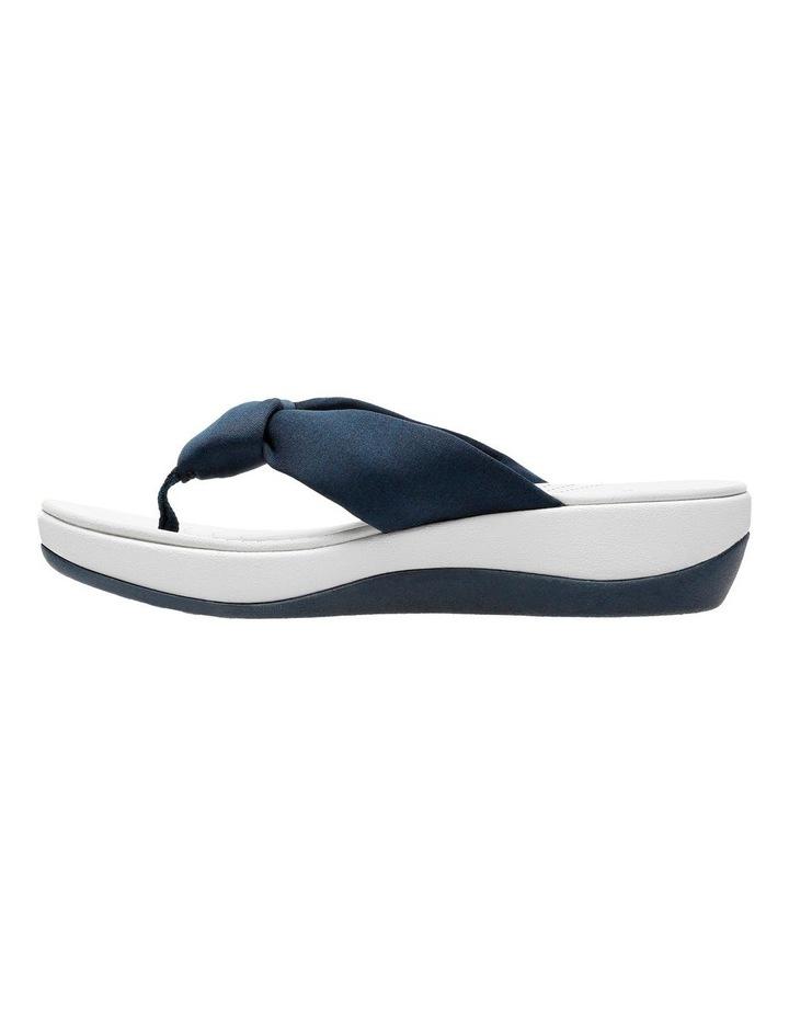 Arla Glison Blue Textile Sandal image 4