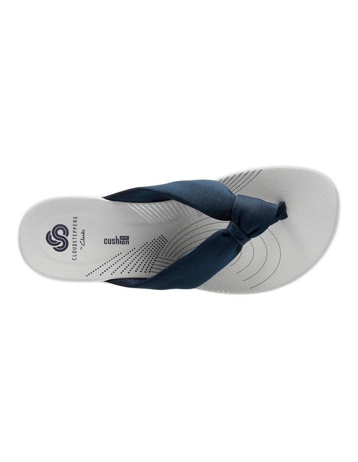 Arla Glison Blue Textile Sandal image 6