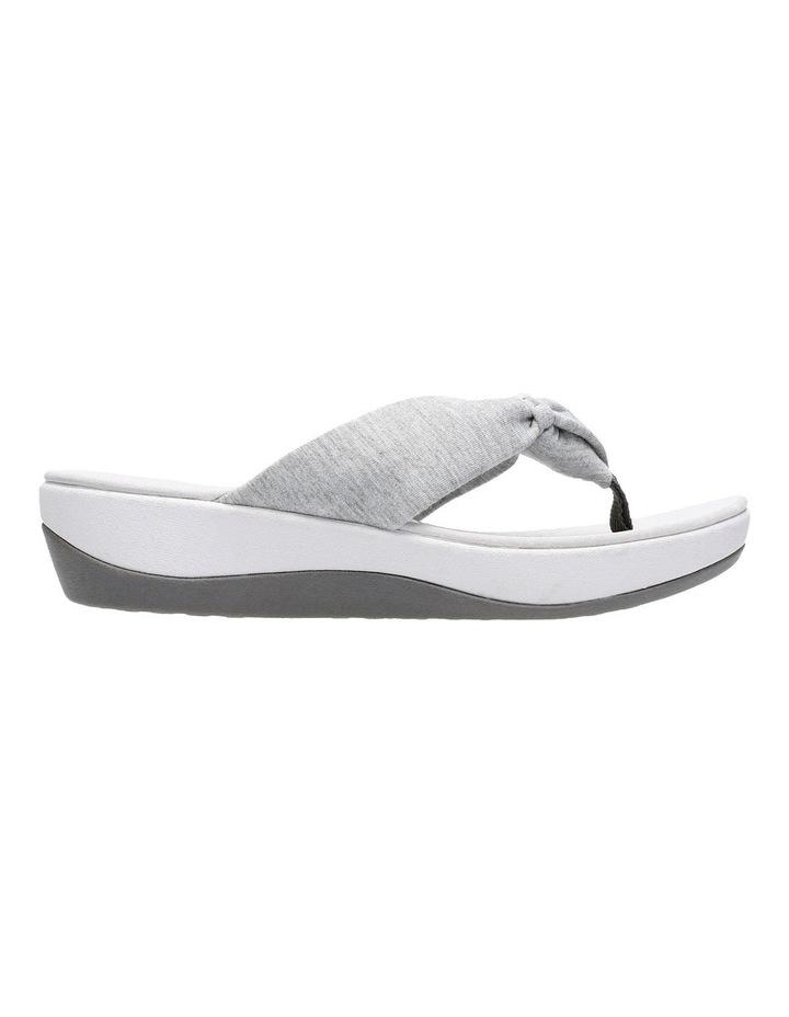 Arla Glison Light Grey Textile Sandal image 1