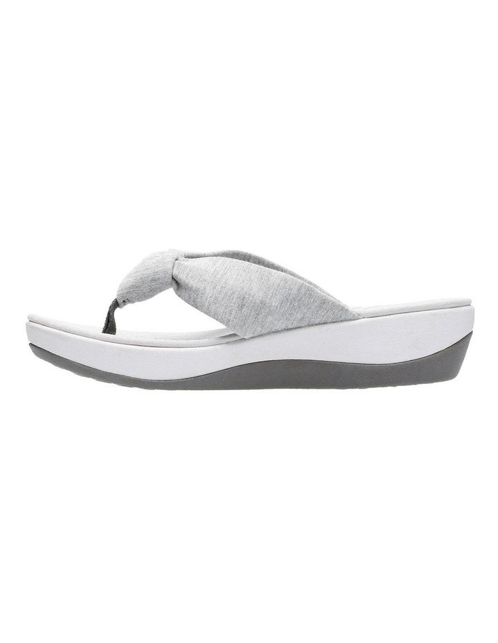 Arla Glison Light Grey Textile Sandal image 4