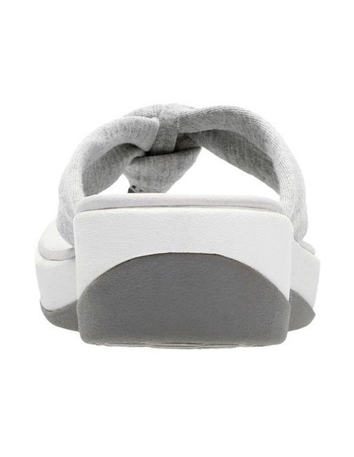 Arla Glison Light Grey Textile Sandal image 5
